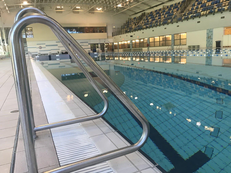 50m zwembad