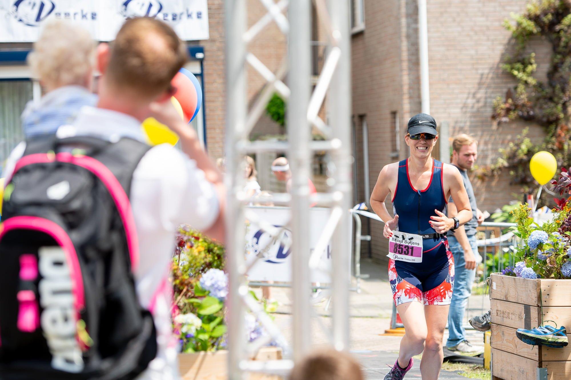 Finish Triathlon