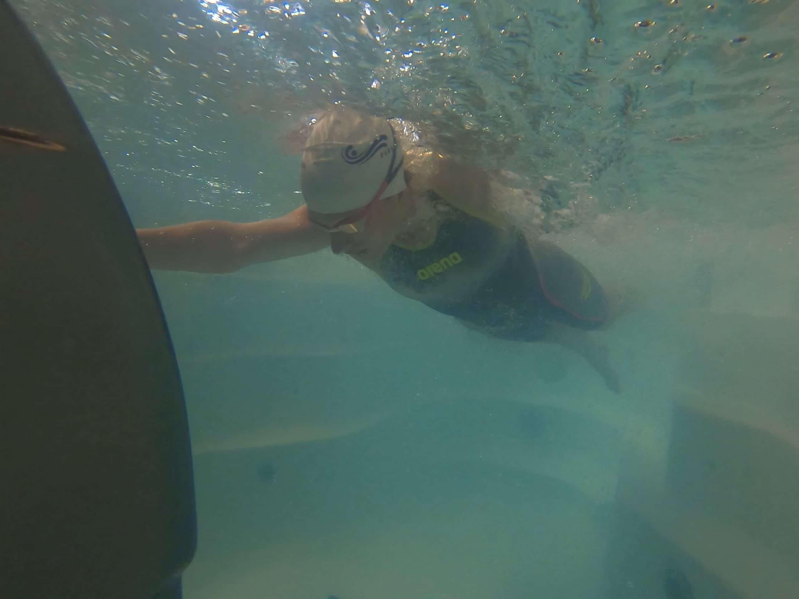 Zwemmen Endless Pool Zwemspullen