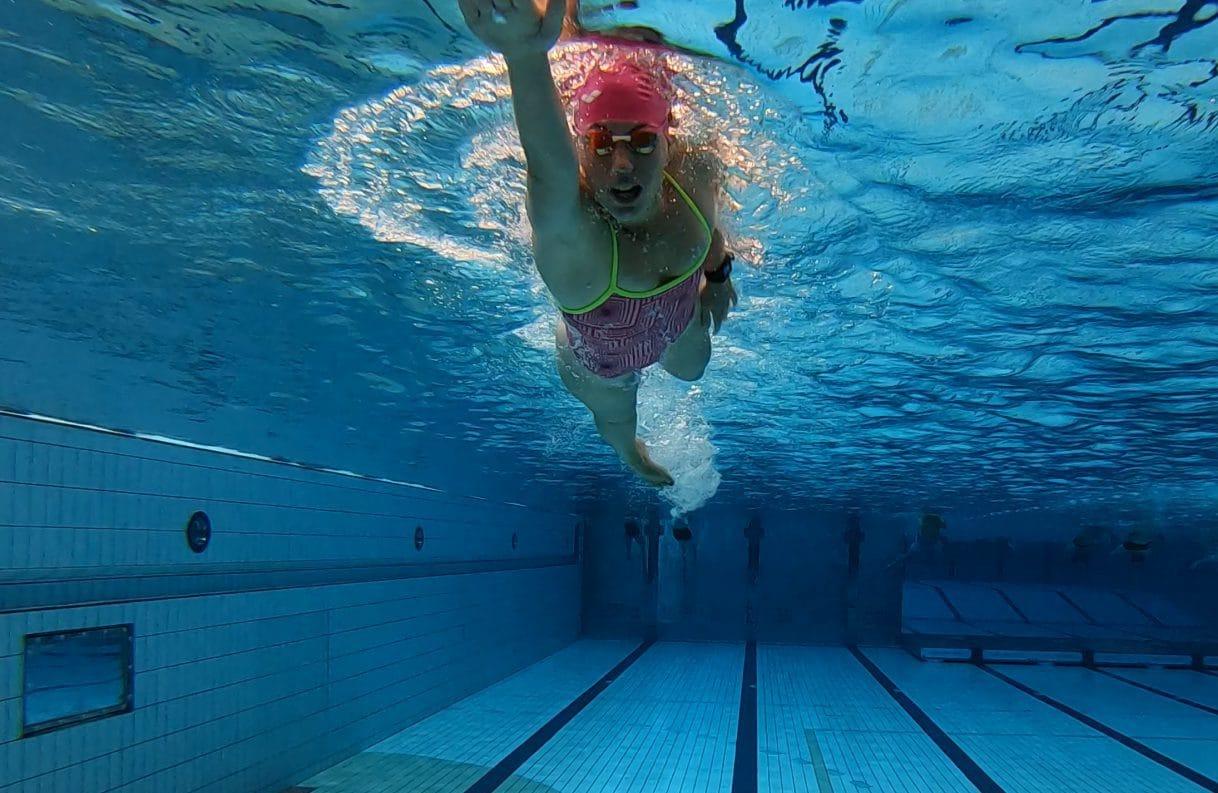 Zelfdiscipline zwemmen