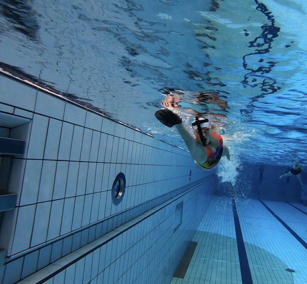 zwemtraining volwassenen