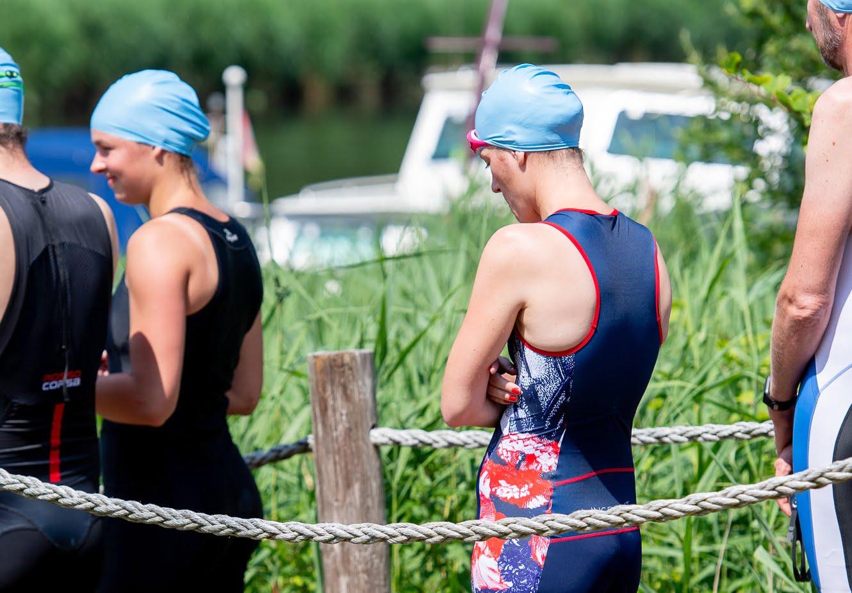 Twijfel triathlon