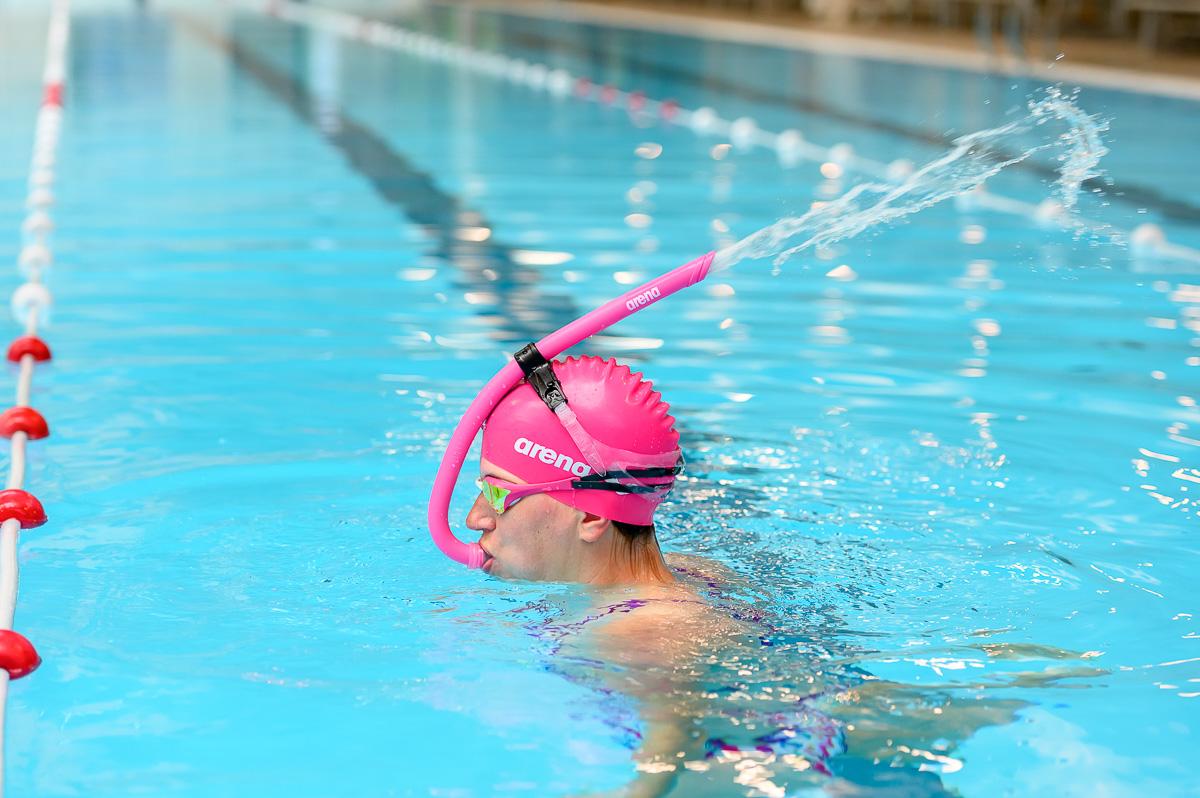 Arena frontale snorkel pro