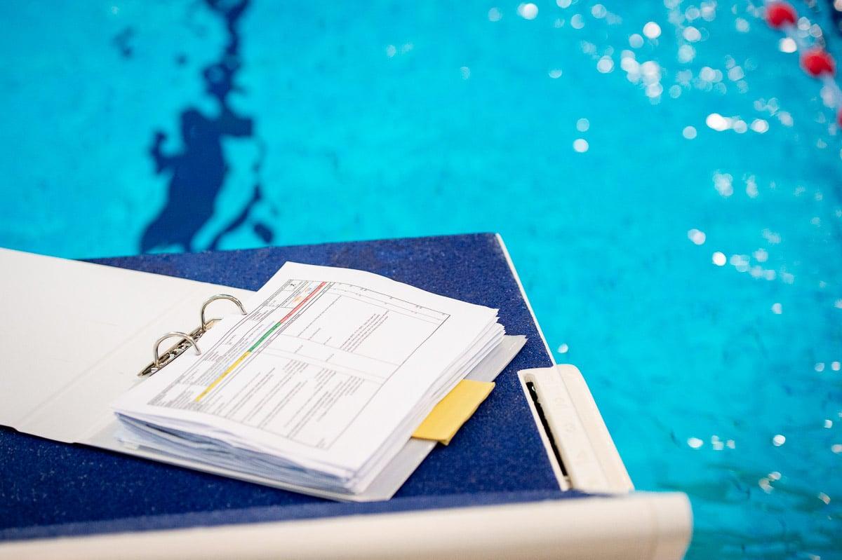 Zwemschema