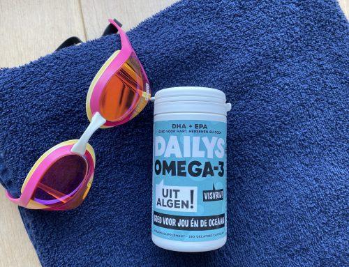 Sportondersteuning, Supplementen Dailys Omega 3