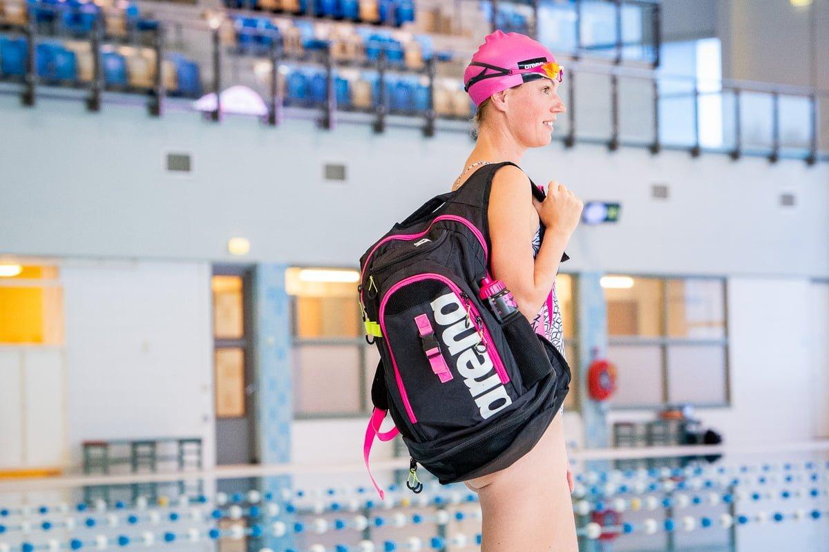 zwemtas vrouw