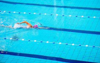 baantjes zwemmen