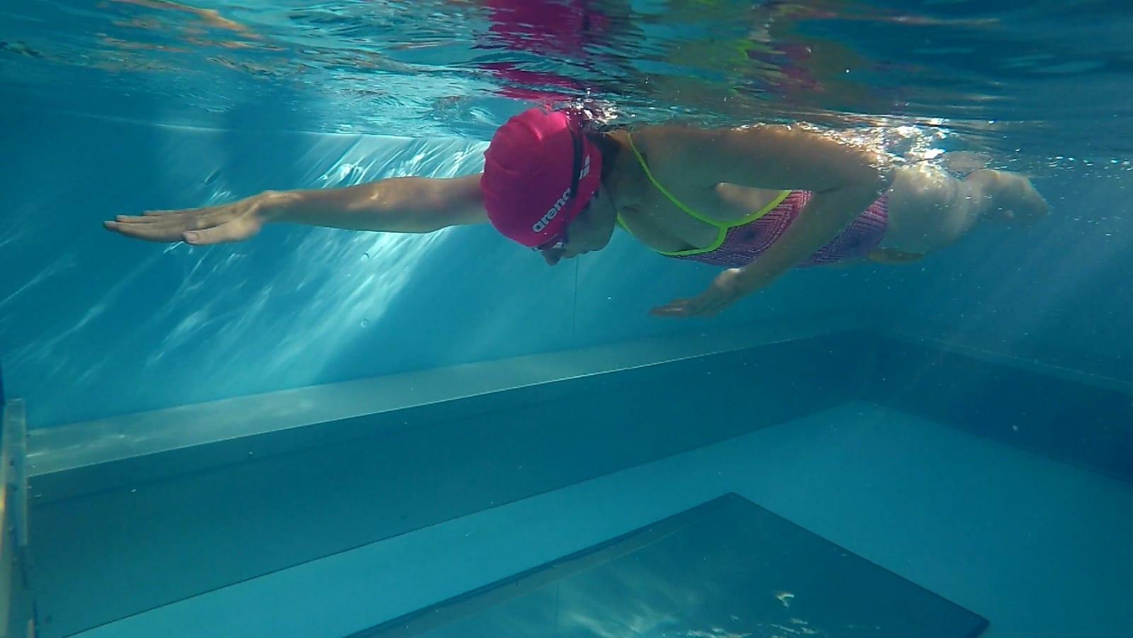 Hondjesslag zwemmen