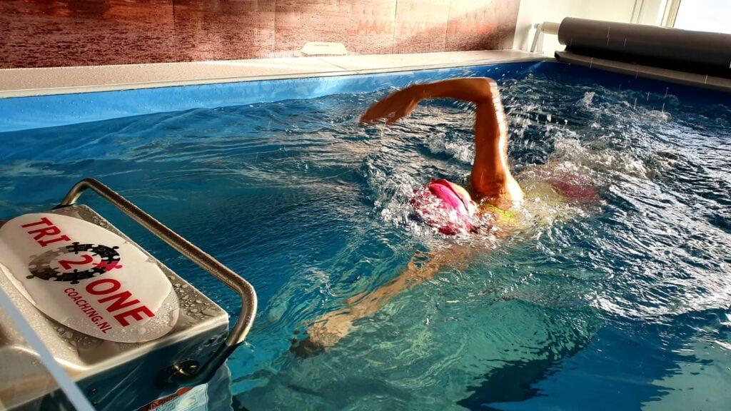 zwemtechniek tri2one coaching