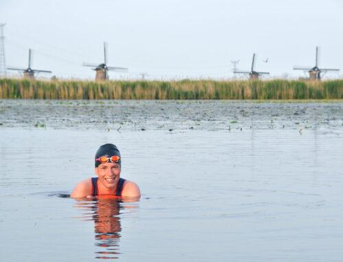 Openwater zwemmen in koud water. Wel of geen goed idee?