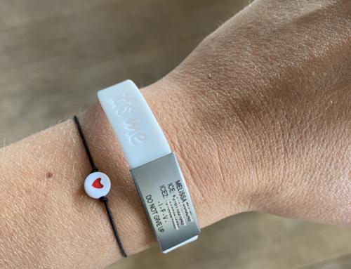 Review: IDs Me SOS Armband