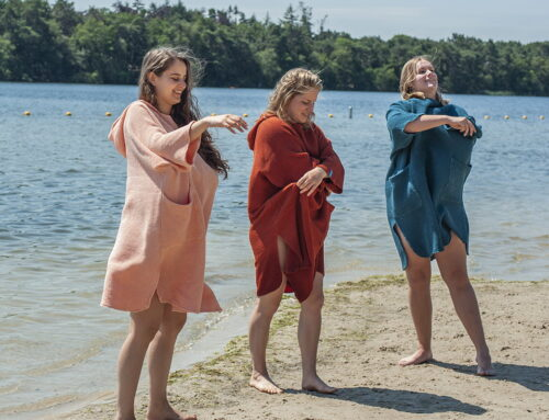 Omkleedponcho – ontmoet de Zeemeermantel