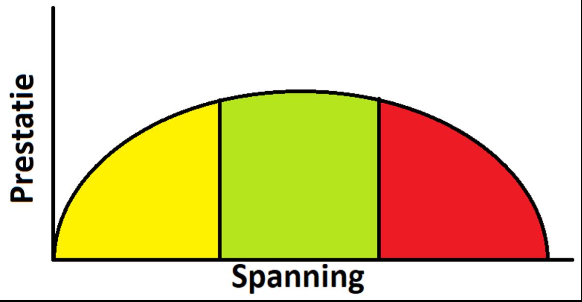 Sportprestatie / prestatiedruk