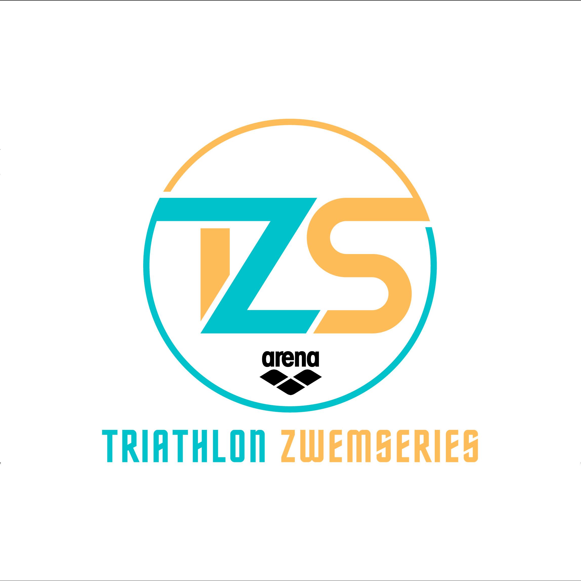 Inzwemmen 500m series